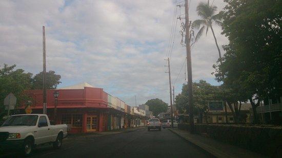 Lahaina Front Street: Lahaina