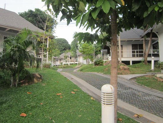 Al's Laemson Resort : Area do Resort