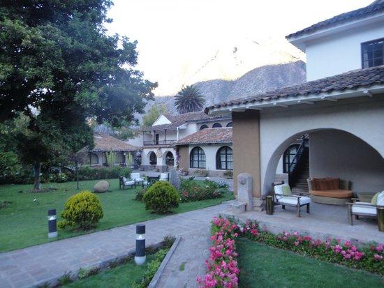 Sonesta Posadas del Inca Yucay: Panorama geral