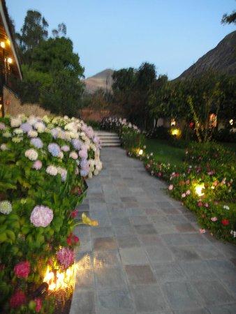 Sonesta Posadas del Inca Sacred Valley Yucay: Jardins