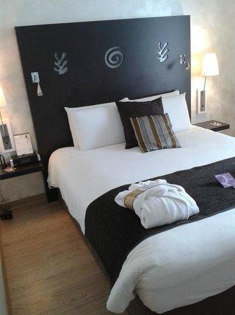 Mercure Hyeres Centre Hotel: chambre privilège