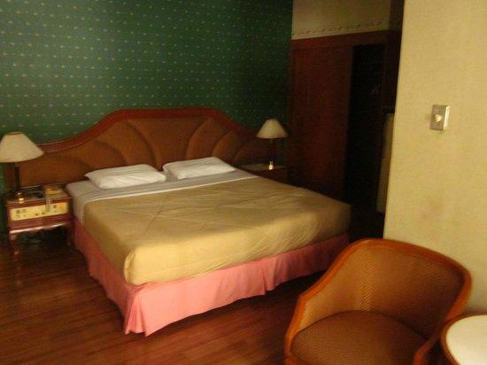 Rex Hotel : Doppelbett