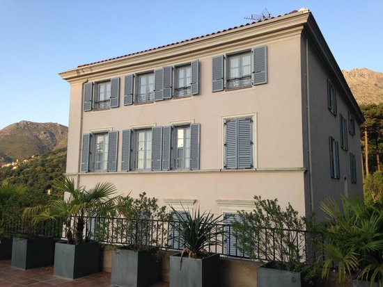 Hotel Mare e Monti : Façade extérieure