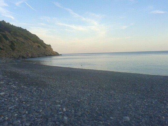 Spiaggia di Palombaia: Un vero paradiso