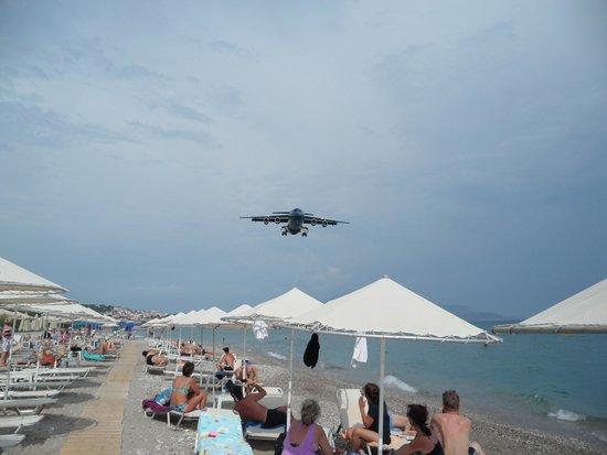 Fito Aqua Bleu Resort: Flygplan