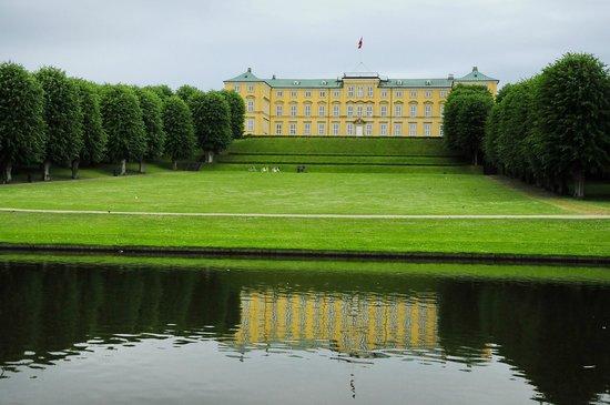 Frederiksberg Have: Frederiksberg Palace