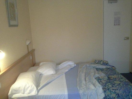 Ibis Styles Laval Centre Gare: le lit