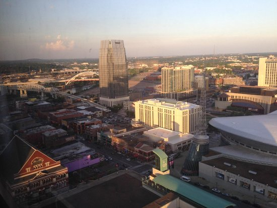 Renaissance Nashville Hotel: View from the room
