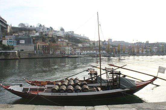 Zona Ribeirinha : Barco Rabelo