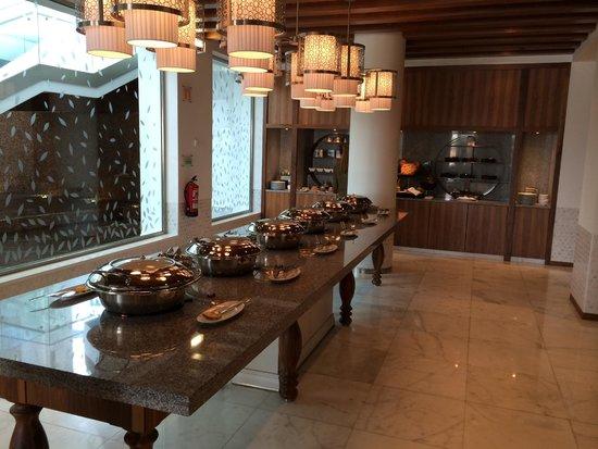 Conrad Algarve: Frühstücksbuffet