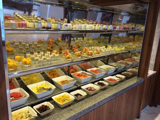 Conrad Algarve : Frühstücksbuffet