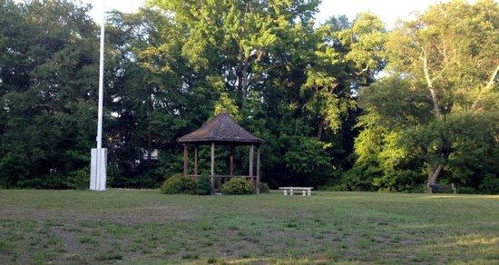 Parvin State Park: Gazebo Used For Wedding Ceremonies