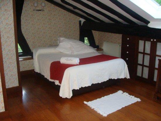 Casa Rural Jesuskoa: Our room