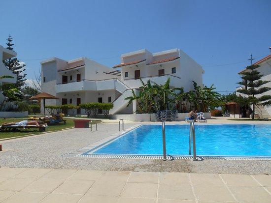 Vallian Village Hotel: vue