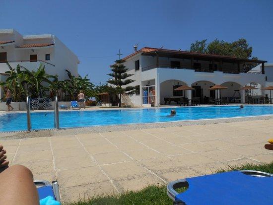 Vallian Village Hotel: piscine