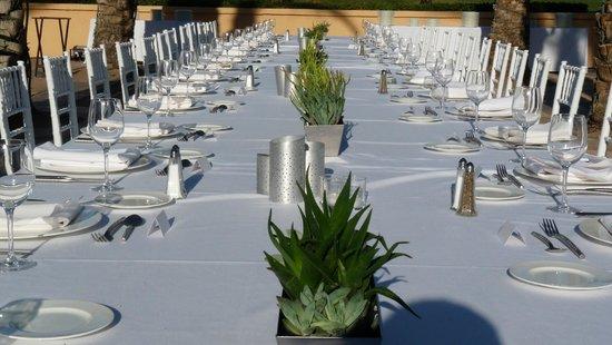 Westin Mission Hills Golf Resort & Spa: Dinner Event