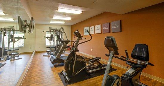 Comfort Suites: Fitness Room
