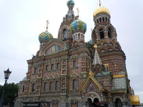 UlkoTours : Church of Spilled Blood, St Petersburg