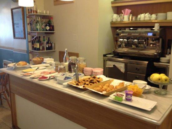 Hotel Sauce: Desayuno