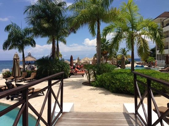 Secrets Wild Orchid Montego Bay: Great View