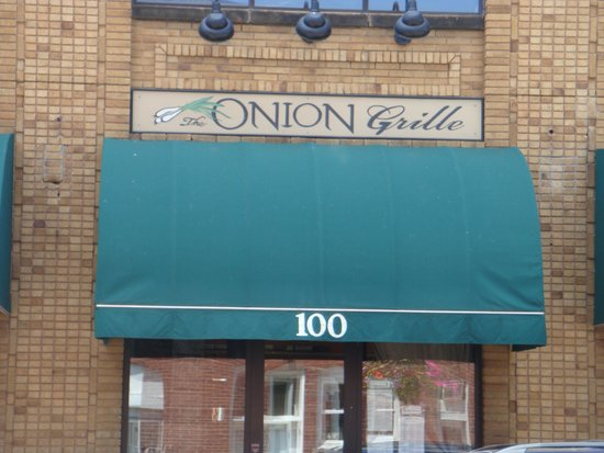 The Onion Grille: The Onion Grill