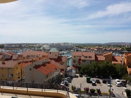 Vila Galé Marina : Vista da marina, quarto 426