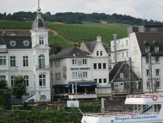 Hoteltraube Rüdesheim: Hotel Traube