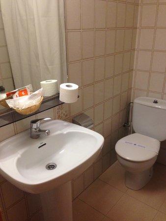 Hotel Vilobi : отель