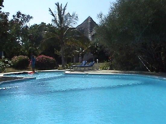Kivulini Luxury Resort: piscina