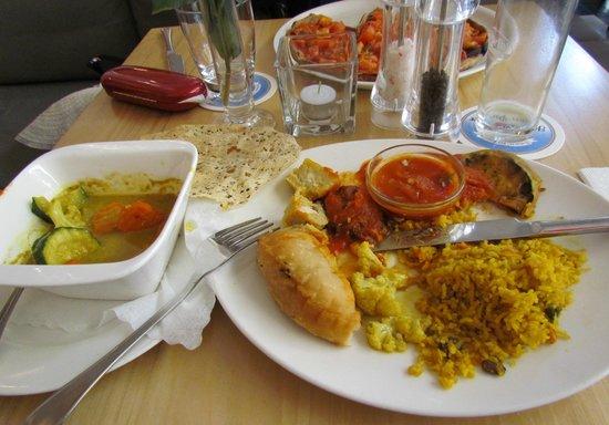 Prinz Myshkin: My meal