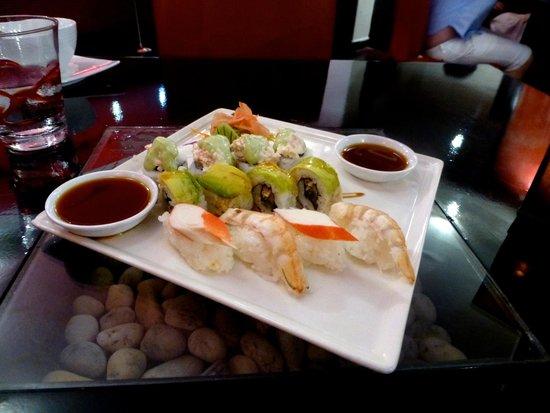 El Dorado Sensimar Riviera Maya: Asian dinner