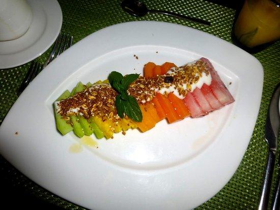 El Dorado Sensimar Riviera Maya: breakfast