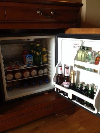 Hotel Wentzl : Mini bar that's resonantly priced