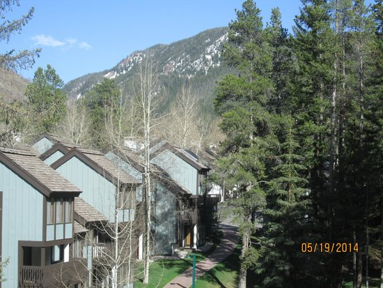 Vail Racquet Club Mountain Resort: View