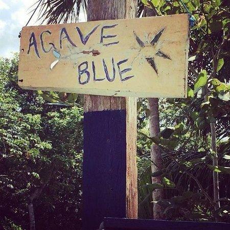 Agave Blue Bacalar: Entrada del hotel