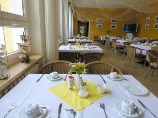 Hotel Störtebeker: Frühstücksraum