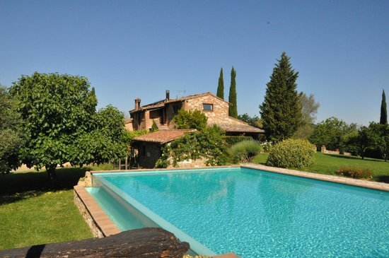 Relais Ortaglia: Beautiful Pool