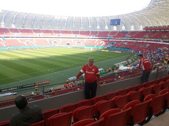 Arena Castelão : Copa 2014 002