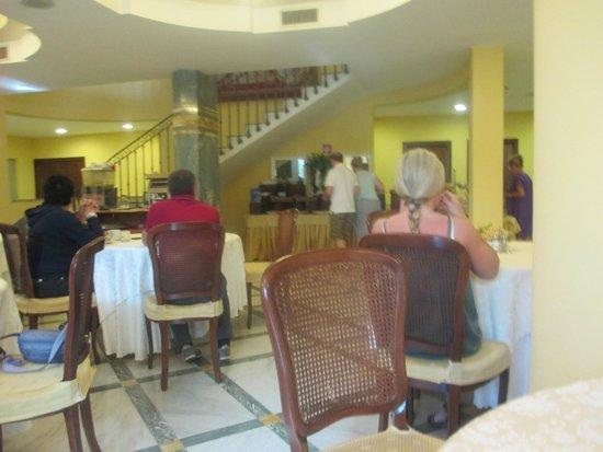 Hotel Zi Teresa: Dining Room