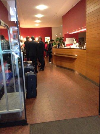 Hotel Bristol : Lobby