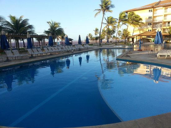 Very nice swimming pool picture of gran hotel stella maris resort salvador tripadvisor for Nice hotels with swimming pool