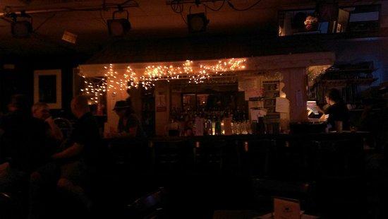 The Bluebird Cafe: Bar