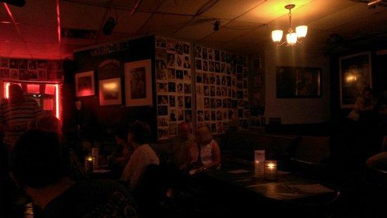 The Bluebird Cafe: Inside