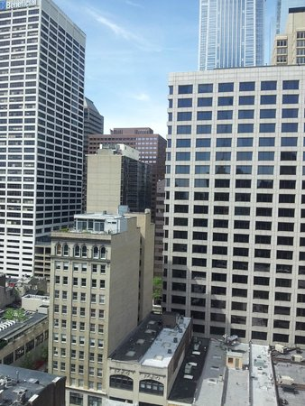 Sofitel Philadelphia Hotel: One view from our room - 14th floor