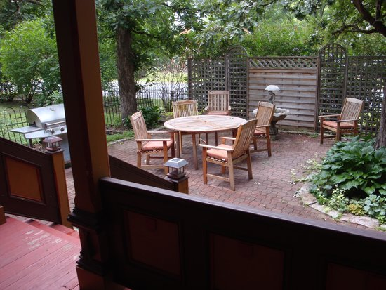 Thorwood Rentals and Retreats : Outside