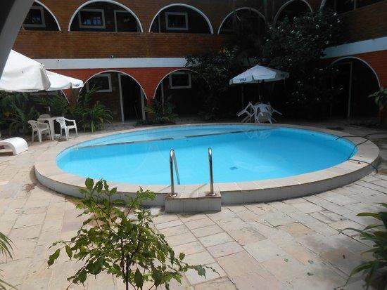 Real Pousada: piscina