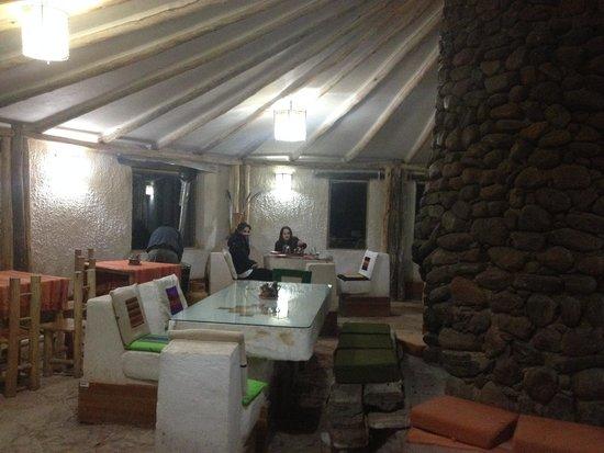 Hotel Tayka de Sal: Jantar