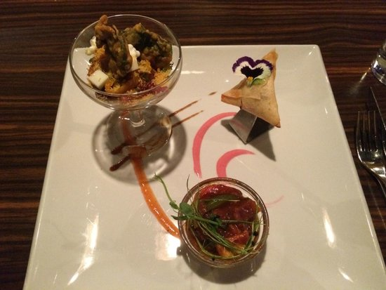 Moksh: Delicious mix of flavours