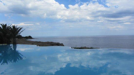 Hotel Costa dei Fiori : Infinity pool