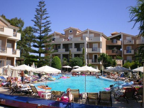 Contessina Hotel: Hotel & pool
